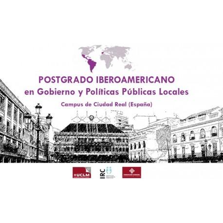 Postgrado Iberoamericano en Gobierno y Políticas Públicas Locales